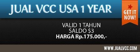 jual vcc indonesia