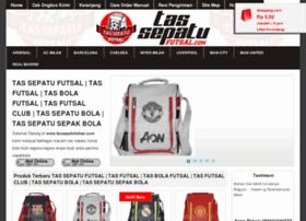 toko online tas dan sepatu futsal