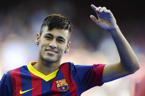 neymar barcelona pra musim