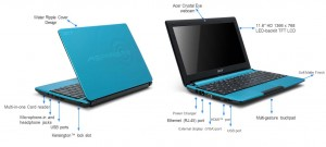 harga laptop 3 jutaan ACER Aspire One 722