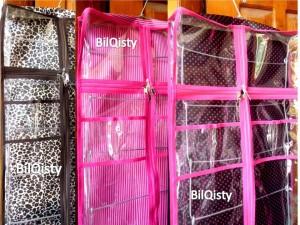 Hanging Bag Karakter dan Jilbab Organizer