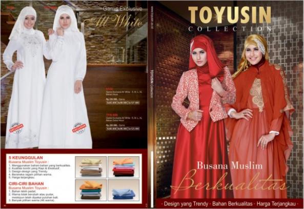 peluang usaha reseller busana muslim