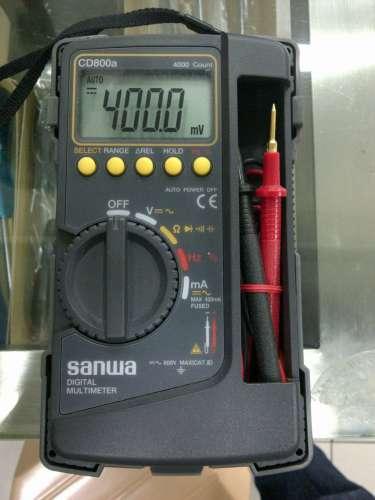 Harga Sanwa CD800a Digital Multimeter Jakarta