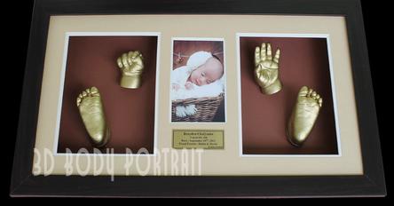 cetak tangan kaki bayi