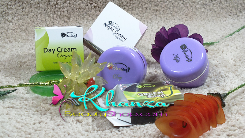 Cream Anisa New Original